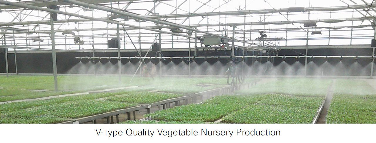 Commercial Greenhouse Manufactures and suppliers in India